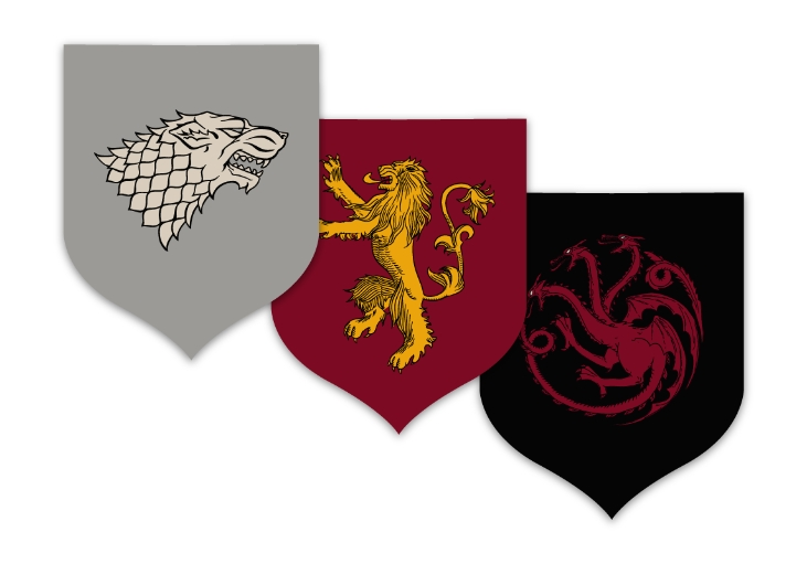 Game of Thrones Banners
