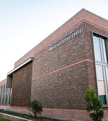 Music Activities Center