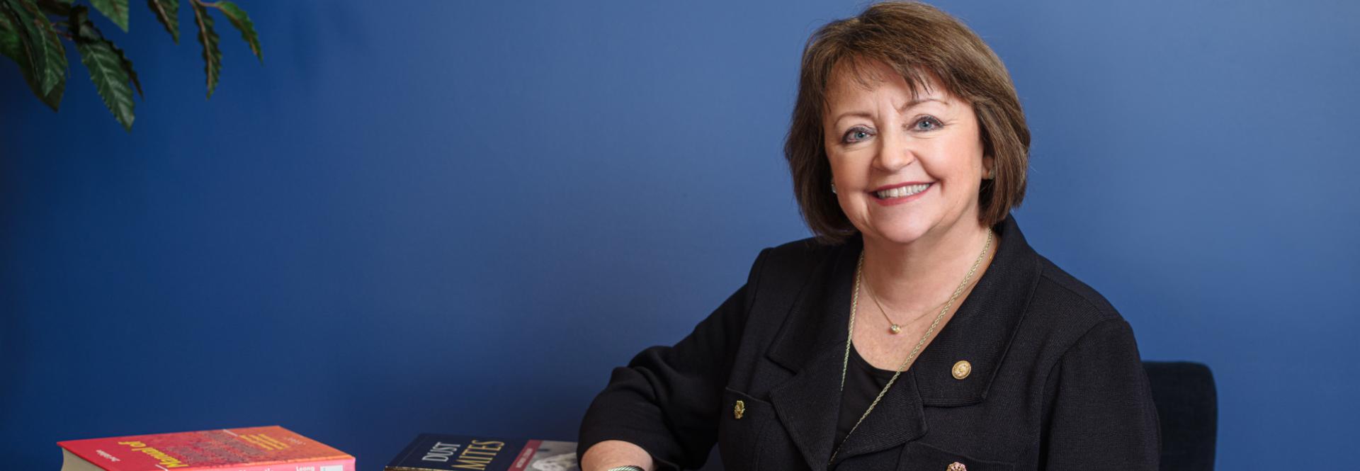 Dr. Susan Rudd Bailey