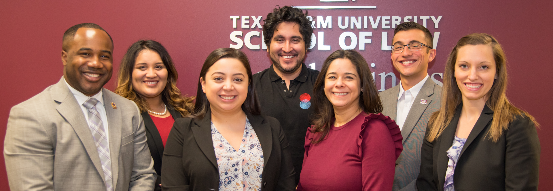 Students and faculty at the Texas A&M School of Law tackle real-world cases in the pursuit of justice.