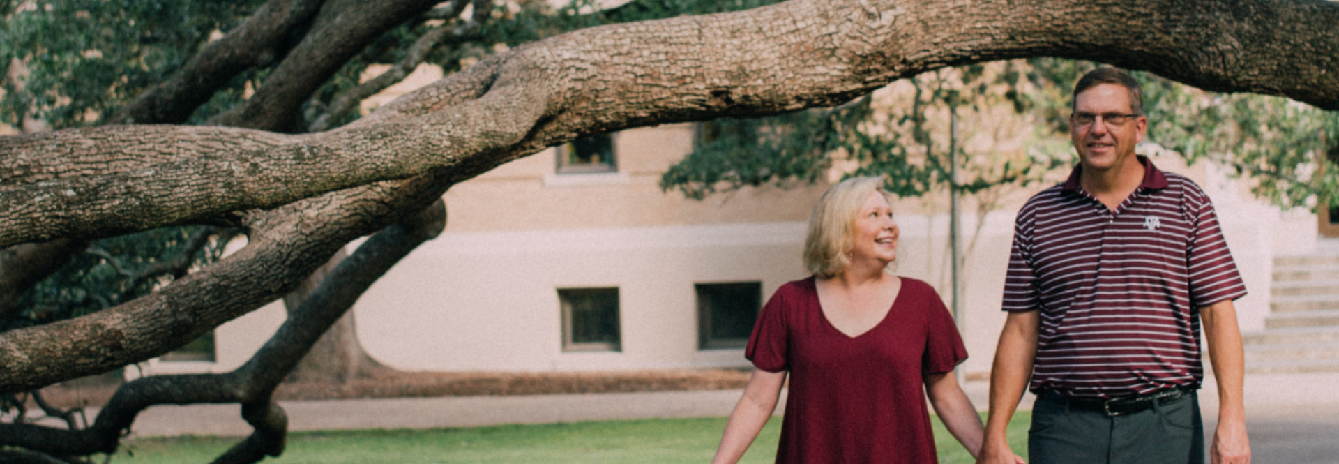Double or even triple your impact at Texas A&M through utilizing gift-matching programs, just like Michelle